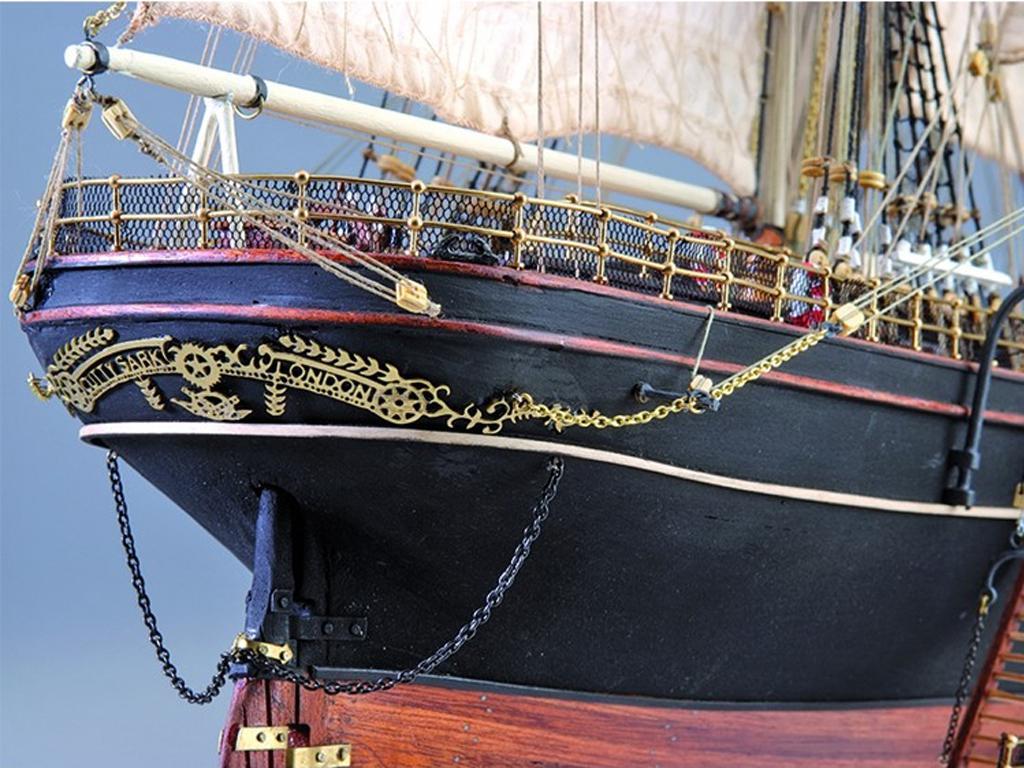 Cutty Sark Tea Clipper (Vista 3)