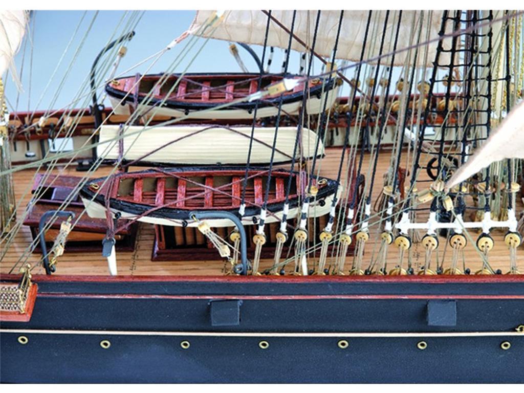 Cutty Sark Tea Clipper (Vista 4)