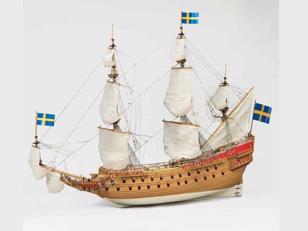 Navío de Guerra Sueco Vasa (Vista 1)