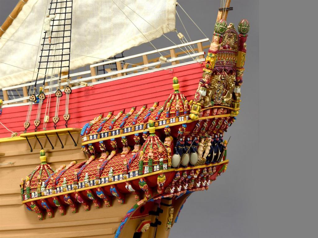 Navío de Guerra Sueco Vasa (Vista 5)
