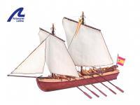 Lancha del Capitán Santísima Trinidad (Vista 8)