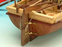 Lancha del Capitán Santísima Trinidad (Vista 12)