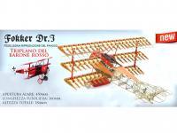 Fokker Dr.I, el Triplano del Barón Rojo (Vista 9)