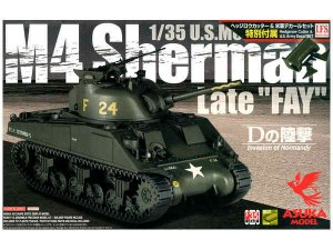U.S. Medium Tank M4 Sherman Late