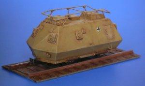 Schienenpanzer Steyer K2670  (Vista 2)