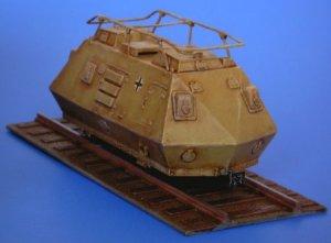 Schienenpanzer Steyer K2670  (Vista 4)