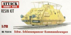 Schienenpanzer command wagon  (Vista 1)