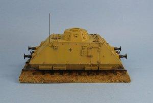 Schienenpanzer command wagon  (Vista 2)