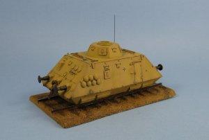 Schienenpanzer command wagon  (Vista 3)