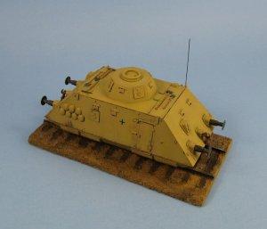 Schienenpanzer command wagon  (Vista 4)