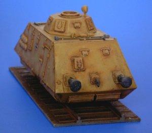 Schienenpanzer infantry wagon  (Vista 2)