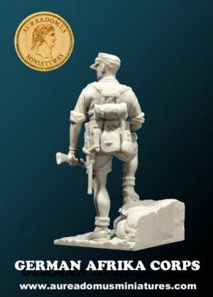 Afrika Corps Alemán  (Vista 2)