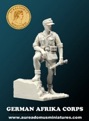 Afrika Corps Alemán  (Vista 5)