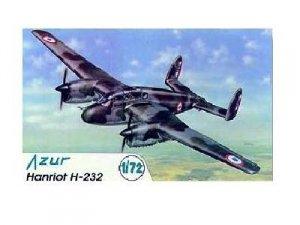 Hanriot H.232  (Vista 1)