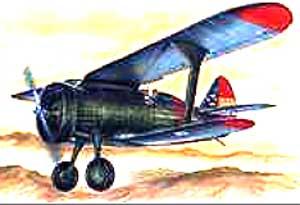 Polikarpov I-15  (Vista 1)