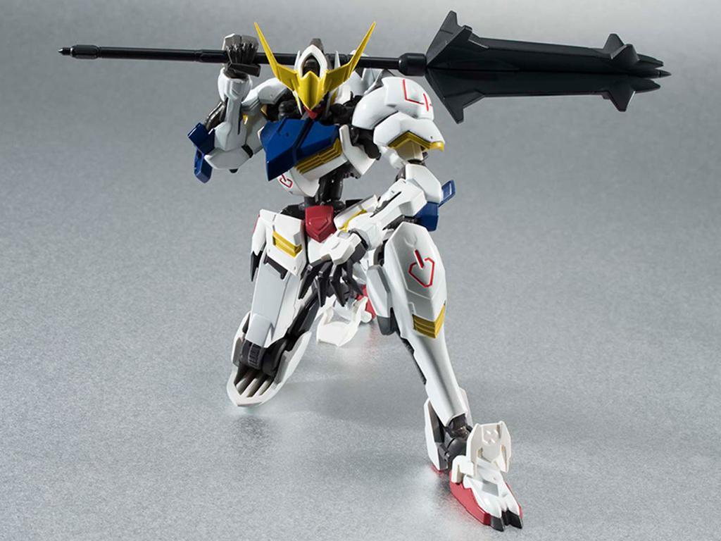 Robot Spirits Gundam Barbatos AF (Vista 4)