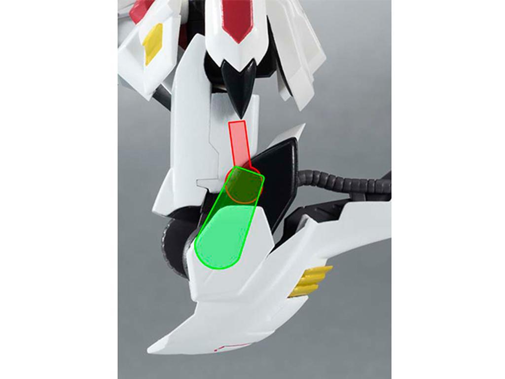Robot Spirits Gundam Barbatos AF (Vista 6)