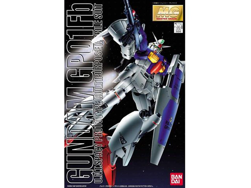 MG Gundam GP01-FB (Vista 1)