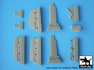 Fw-190 detail set  (Vista 1)