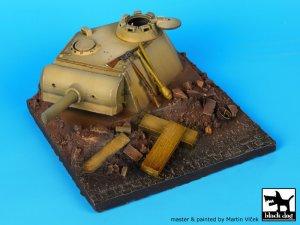 Panther turret base  (Vista 1)