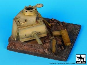 Panther turret base  (Vista 2)