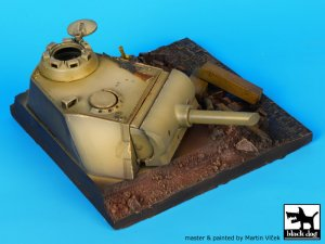 Panther turret base  (Vista 3)