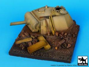 Panther turret base  (Vista 4)