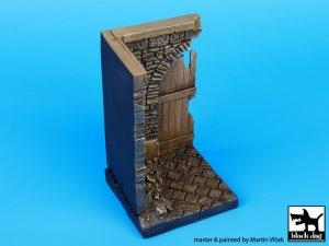 Esquina con puerta de Madera  (Vista 4)