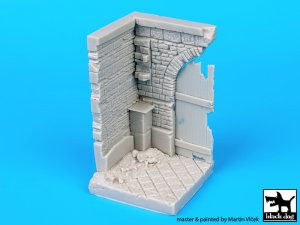 Esquina con puerta de Madera  (Vista 5)