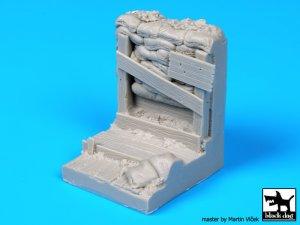 Trench WW I base  (Vista 5)