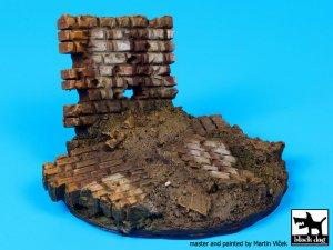 Ruined wall base  (Vista 3)