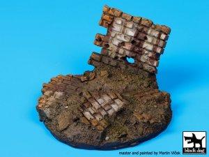Ruined wall base  (Vista 4)