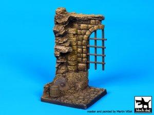 Puerta medieval en Ruinas  (Vista 1)