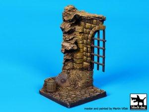 Puerta medieval en Ruinas  (Vista 2)