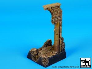 Base y Columnas Grandes  (Vista 4)