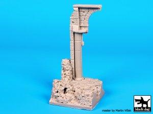 Base y Columnas Grandes  (Vista 5)