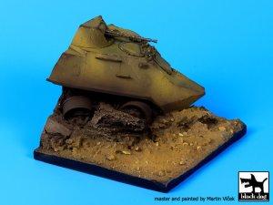 Base BTR 60 destruido  (Vista 2)