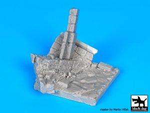 Pared en ruinas N ° 3 de base  (Vista 5)