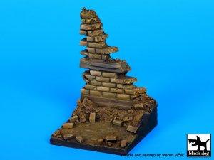 Muro en Ruinas  (Vista 1)