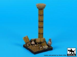 Columnas y base  (Vista 1)