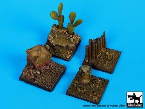 Base 4 piezas  (Vista 1)