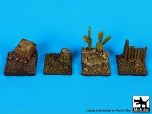 Base 4 piezas  (Vista 2)