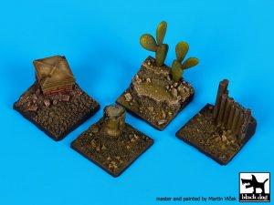 Base 4 piezas  (Vista 3)