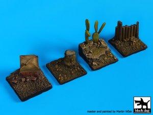 Base 4 piezas  (Vista 4)