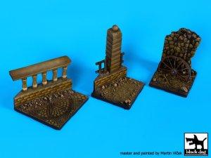 Base 3 piezas  (Vista 2)