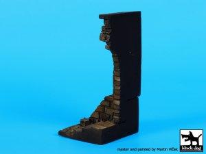 Casa con la base de drenaje  (Vista 4)