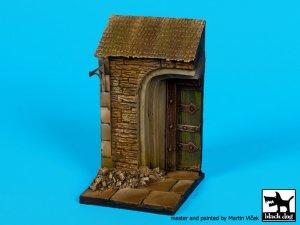 Base con puerta  (Vista 1)