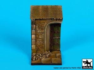 Base con puerta  (Vista 3)