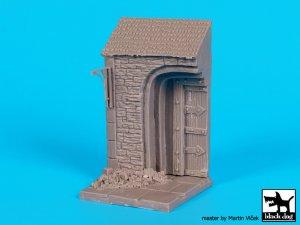 Base con puerta  (Vista 5)
