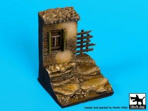 Esquina de case con ventana  (Vista 2)